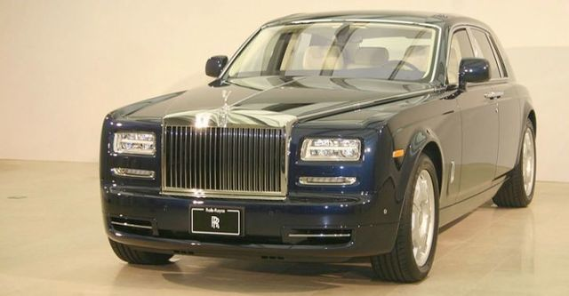 2014 Rolls-Royce Phantom Series Ⅱ 6.75 V12  第1張相片