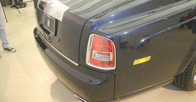 2014 Rolls-Royce Phantom Series Ⅱ 6.75 V12  第3張相片