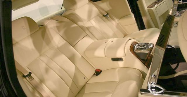 2014 Rolls-Royce Phantom Series Ⅱ 6.75 V12  第9張相片