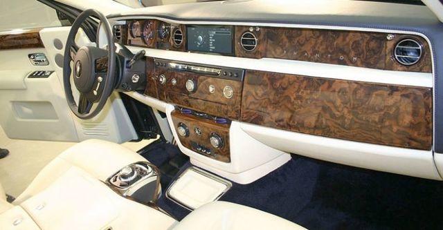 2014 Rolls-Royce Phantom Series Ⅱ 6.75 V12 EWB  第5張相片