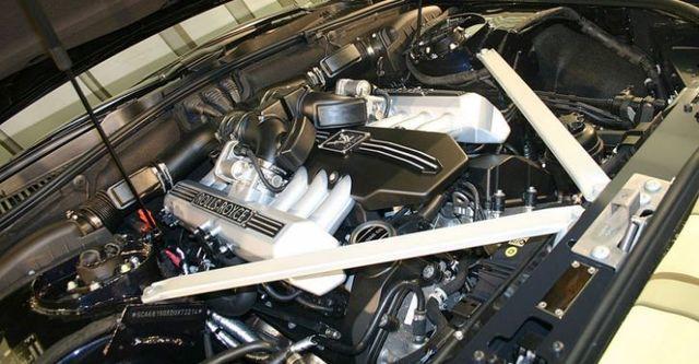2014 Rolls-Royce Phantom Series Ⅱ 6.75 V12 EWB  第9張相片