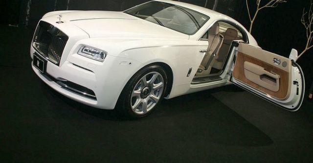 2014 Rolls-Royce Wraith 6.6 V12  第1張相片
