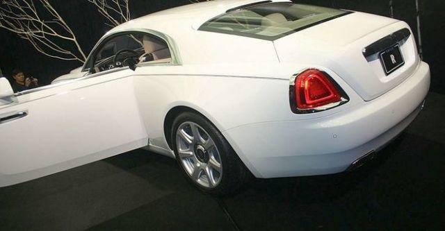 2014 Rolls-Royce Wraith 6.6 V12  第2張相片