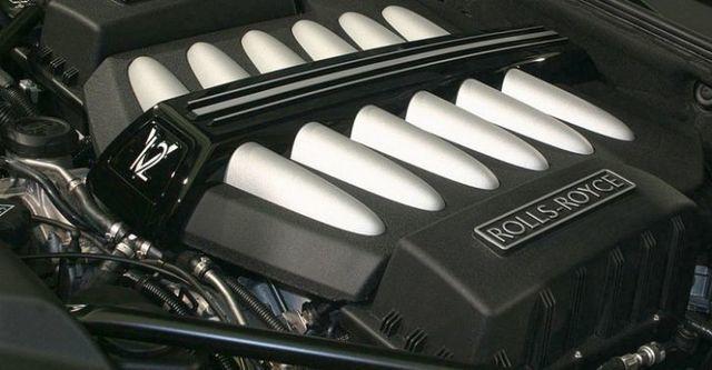 2014 Rolls-Royce Wraith 6.6 V12  第6張相片