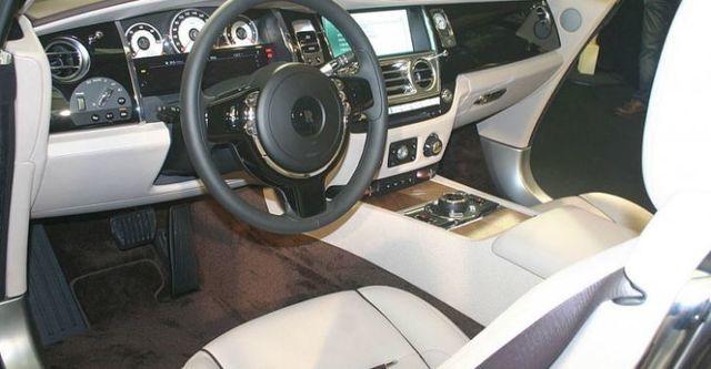 2014 Rolls-Royce Wraith 6.6 V12  第8張相片