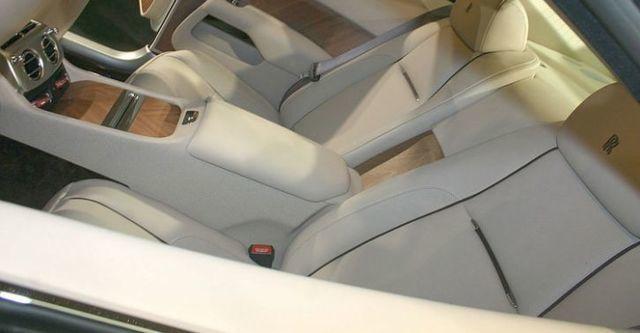 2014 Rolls-Royce Wraith 6.6 V12  第9張相片
