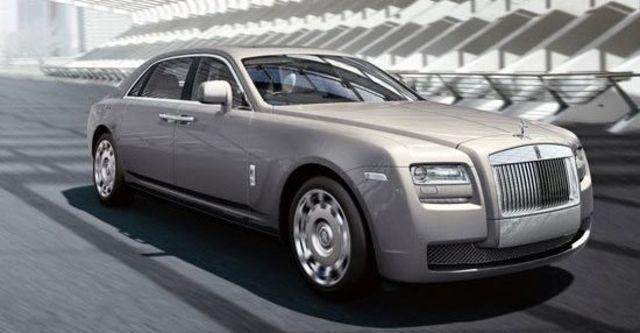 2012 Rolls-Royce Ghost 6.6 V12 EWB  第1張相片