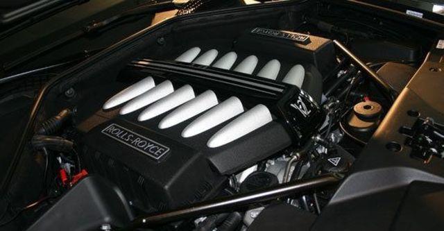 2012 Rolls-Royce Ghost 6.6 V12 EWB  第4張相片