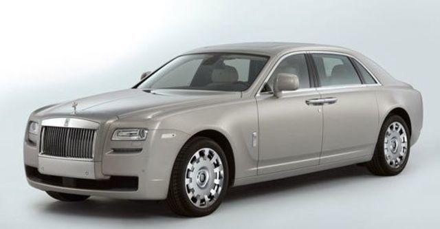 2012 Rolls-Royce Ghost 6.6 V12 EWB  第5張相片