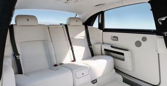 2012 Rolls-Royce Ghost 6.6 V12 EWB  第8張相片