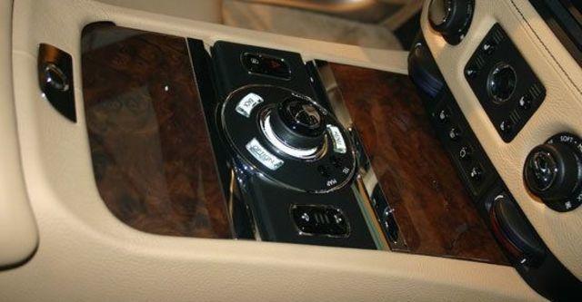 2012 Rolls-Royce Ghost 6.6 V12 EWB  第10張相片