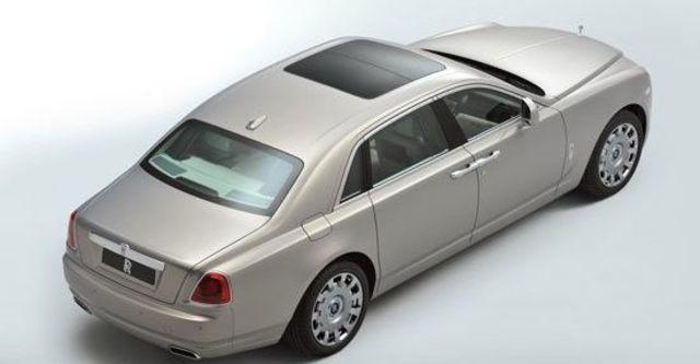2012 Rolls-Royce Ghost 6.6 V12 EWB  第11張相片