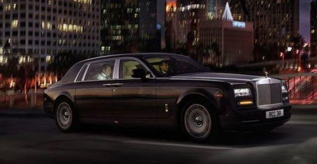 2012 Rolls-Royce Phantom Series Ⅱ 6.75 V12 EWB  第1張相片