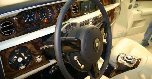 2012 Rolls-Royce Phantom Series Ⅱ 6.75 V12 EWB  第4張相片