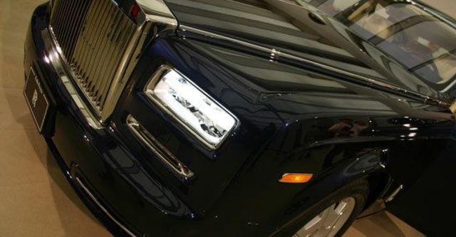 2012 Rolls-Royce Phantom Series Ⅱ 6.75 V12 EWB  第5張相片