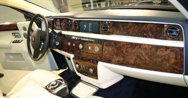 2012 Rolls-Royce Phantom Series Ⅱ 6.75 V12 EWB  第6張相片