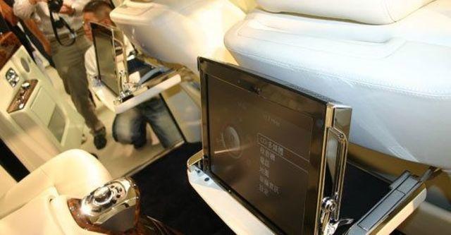 2012 Rolls-Royce Phantom Series Ⅱ 6.75 V12 EWB  第8張相片