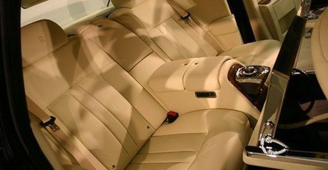 2012 Rolls-Royce Phantom Series Ⅱ 6.75 V12 EWB  第12張相片