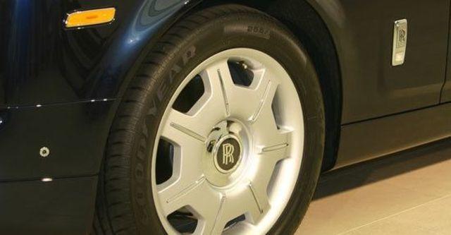2012 Rolls-Royce Phantom Series Ⅱ 6.75 V12 EWB  第13張相片