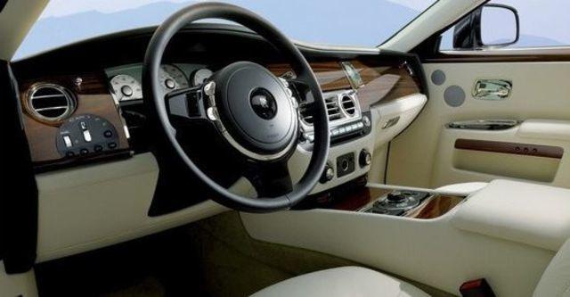 2011 Rolls-Royce Ghost 6.6 V12  第3張相片