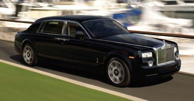 2011 Rolls-Royce Phantom 6.75 V12 EWB  第1張相片