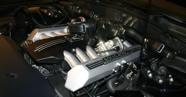 2011 Rolls-Royce Phantom 6.75 V12 EWB  第10張相片