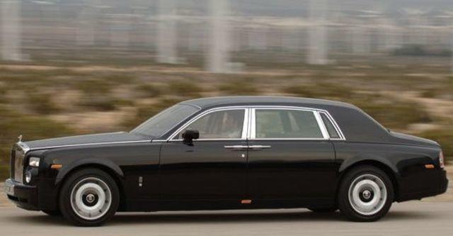 2011 Rolls-Royce Phantom 6.75 V12 EWB  第13張相片