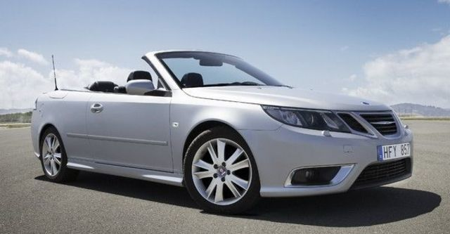 2012 Saab 9-3 Convertible INDEP.Griffin 2.0T  第2張相片