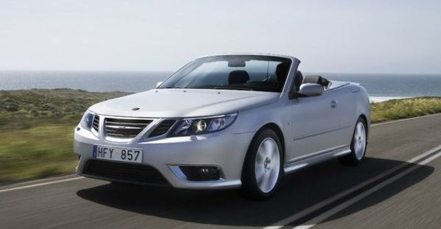 2012 Saab 9-3 Convertible INDEP.Griffin 2.0T  第3張相片