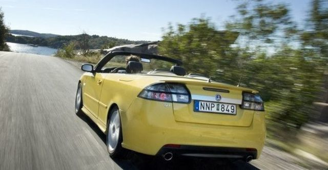2012 Saab 9-3 Convertible INDEP.Griffin 2.0T  第7張相片