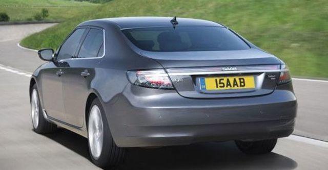 2012 Saab 9-5 Sedan Aero 2.8TS XWD  第3張相片