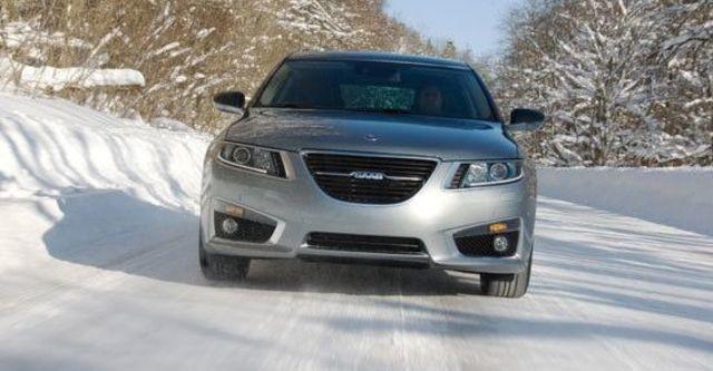 2012 Saab 9-5 Sedan Vector 2.0T  第9張相片