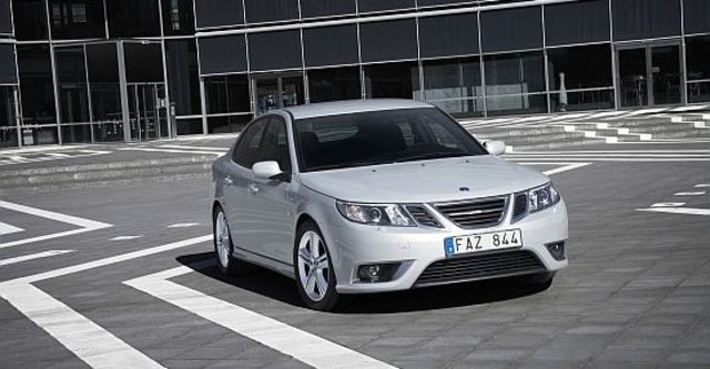 2011 Saab 9-3 Sport Sedan Vector 2.0TS  第1張相片