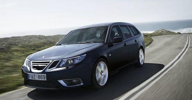 2011 Saab 9-3 SportCombi Linear 2.0T  第5張相片