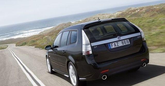 2011 Saab 9-3 SportCombi Linear 2.0T  第6張相片