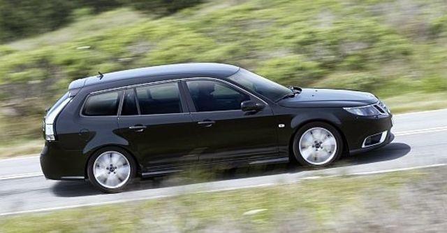 2011 Saab 9-3 SportCombi Linear 2.0T  第7張相片