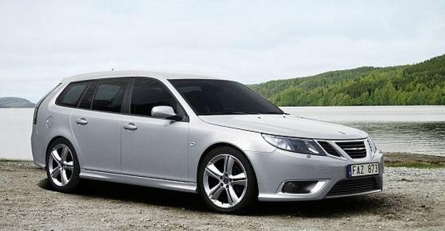 2011 Saab 9-3 SportCombi Vector 2.0TS  第1張相片