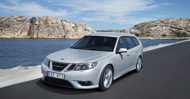 2011 Saab 9-3 SportCombi Vector 2.0TS  第4張相片