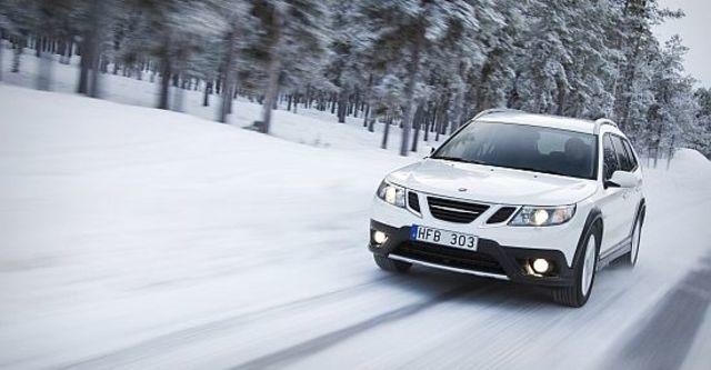 2011 Saab 9-3 XWD 2.0TS SC  第6張相片