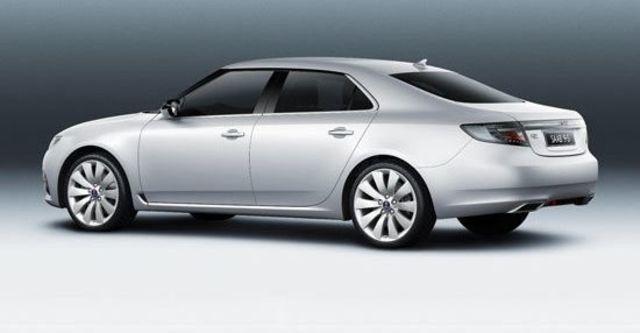 2011 Saab 9-5 Vector 2.0T  第10張相片