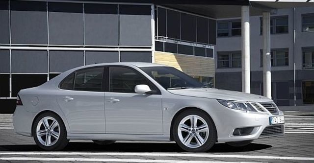 2010 Saab 9-3 Sport Sedan Vector 2.0TS  第3張相片