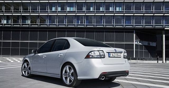 2010 Saab 9-3 Sport Sedan Vector 2.0TS  第4張相片