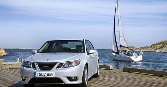 2010 Saab 9-3 Sport Sedan Vector 2.0TS  第5張相片