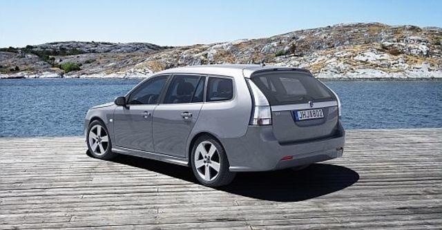 2010 Saab 9-3 SportCombi Linear 1.9TID  第3張相片