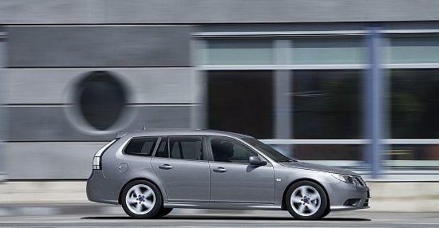 2010 Saab 9-3 SportCombi Linear 1.9TID  第5張相片