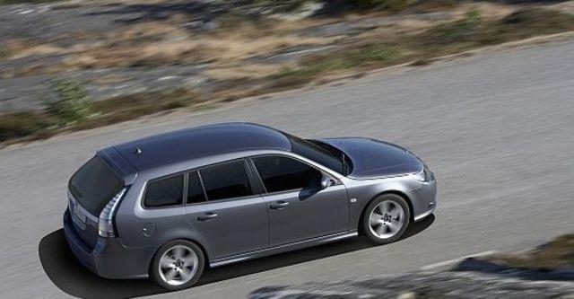 2010 Saab 9-3 SportCombi Linear 1.9TID  第6張相片