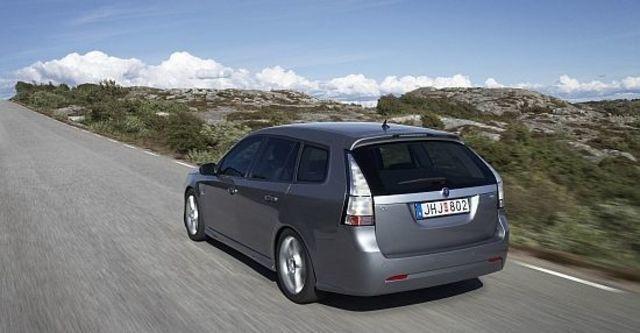 2010 Saab 9-3 SportCombi Linear 1.9TID  第7張相片
