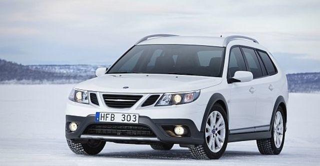 2010 Saab 9-3 XWD 2.0TS SC  第1張相片