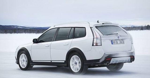 2010 Saab 9-3 XWD 2.0TS SC  第3張相片