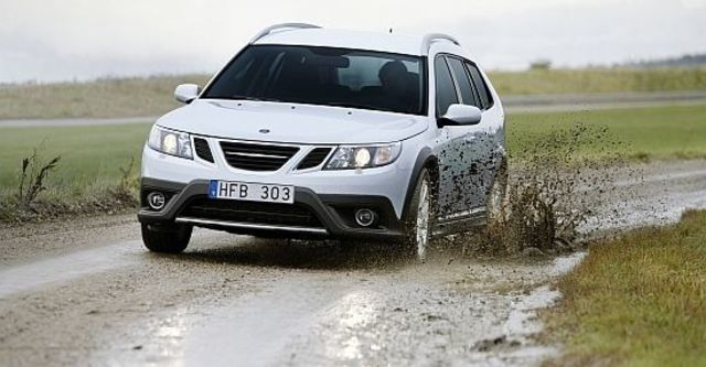 2010 Saab 9-3 XWD 2.0TS SC  第6張相片
